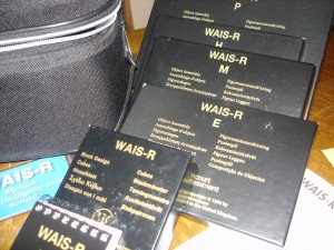 test-WAIS-R
